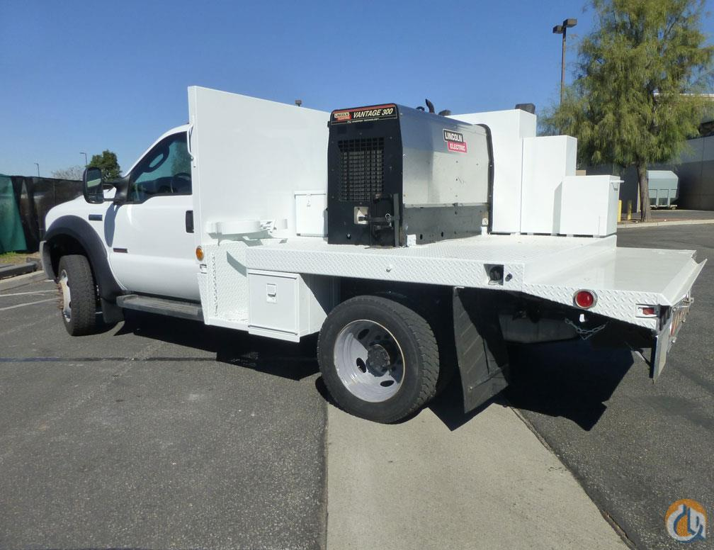 2007 Ford F550 Lincoln 300 Welders Truck Service  Utility Trucks FORD F550 Big Truck amp Equipment Sales LLC 18994 on CraneNetwork.com